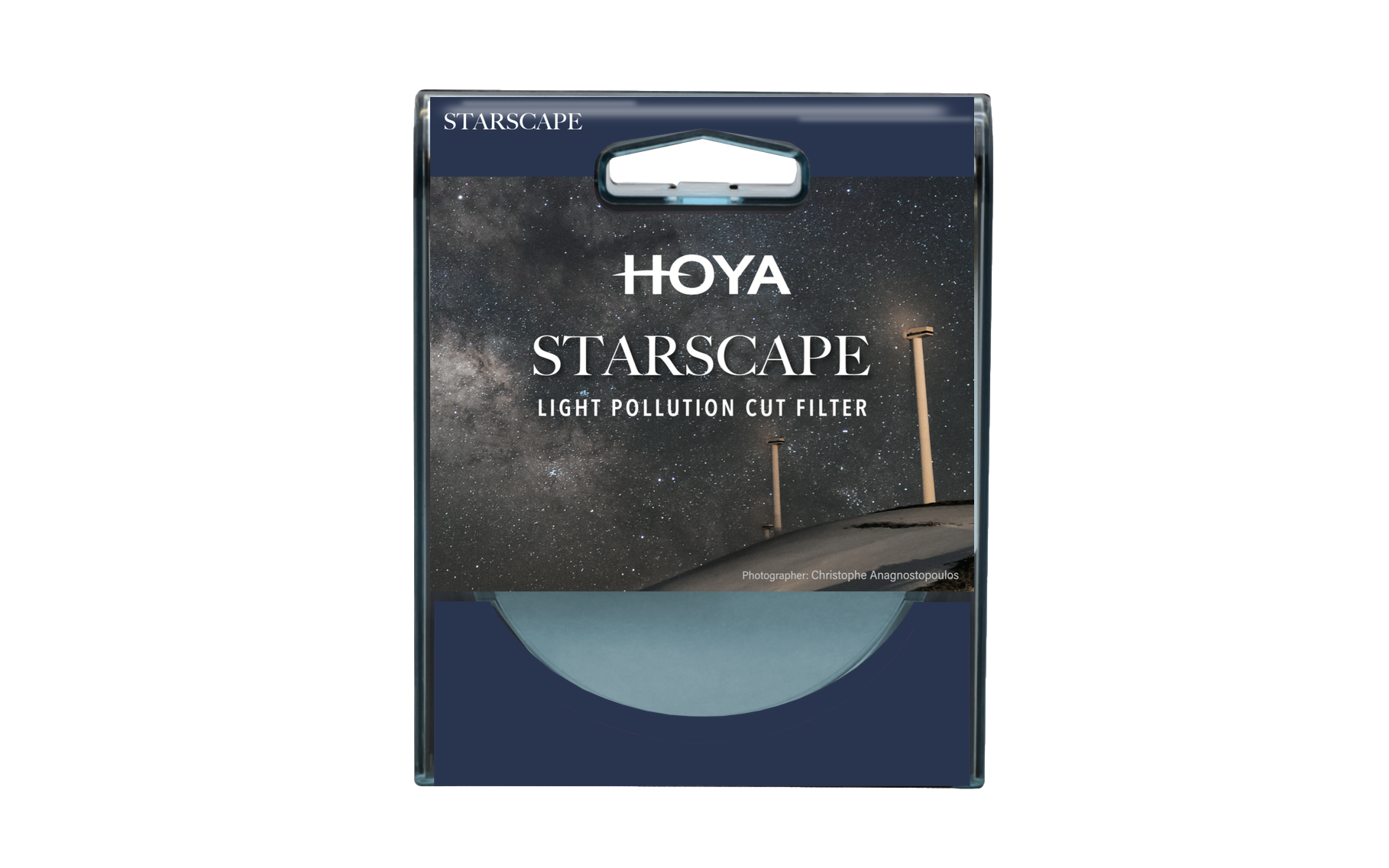 Hoya Starscape : an efficient and affordable light pollution filter